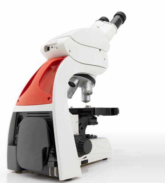 Microscope - Microscope bactériologie parodontie Leica PRO II